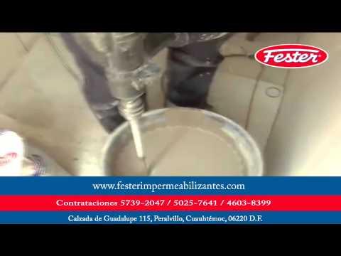 Cómo Aplicar Impermeabilizante Cementoso CR 66