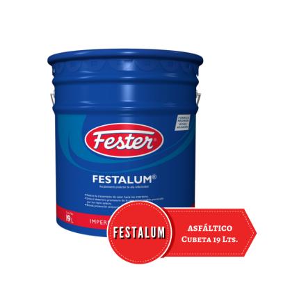 Cubeta azul de Impermeabilizante Fester Festalum