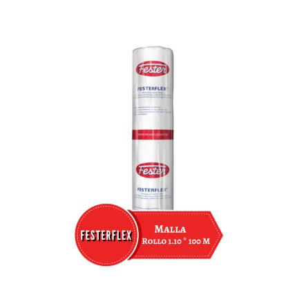 Rollo de malla flexible Festerflex