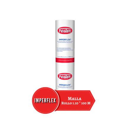 Rollo de Malla Flexible Fester Imperflex