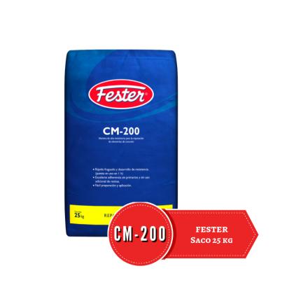 Saco de Fester CM-200