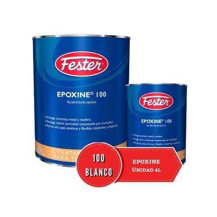 unidad de Fester Epoxine 100 Blanco