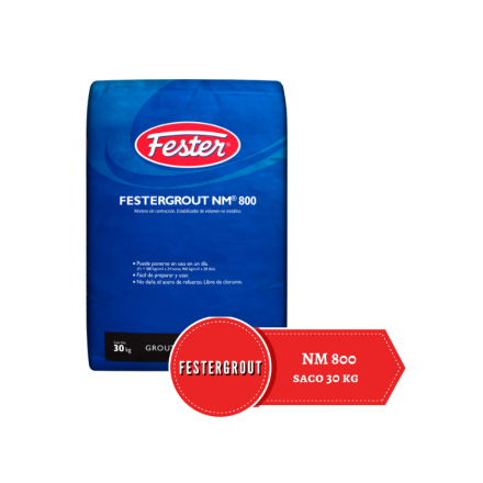 Saco azul de Festergrout NM 800